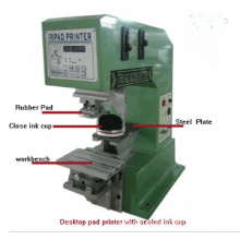 Label Mini Pad Printing Machine