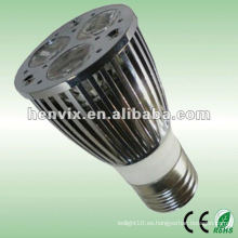 6W E27 Luz LED Spot Fitting
