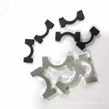 O tubo de alumínio de 16mm grampeia a braçadeira de tubulação do tubo do carbono