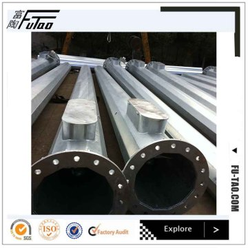 Galvanized with 30m 35m High Mast Poles