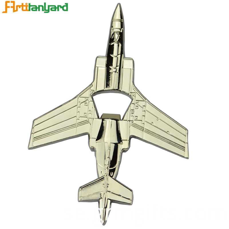 Airplane Shape Beer Bottle Openers