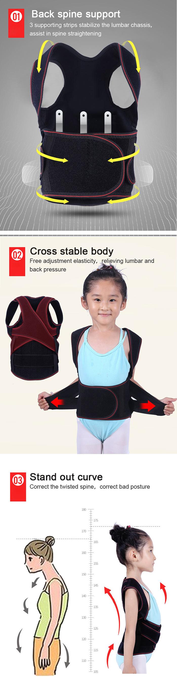 posture corrective belt