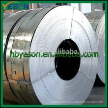 Sphc banda de acero laminado en caliente, bobina de acero galvanizado