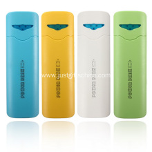 Promotional Multicolor ABS Power Bank 2600mAh