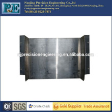 Stainless steel custom bending joiner plate