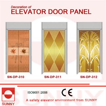 Stainless Steel Door Panel for Elevator Cabin Decoration (SN-DP-310)