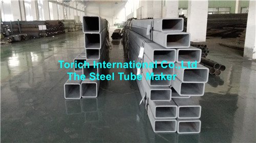 Seamless Rectangle Steel Pipes