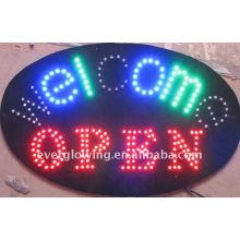 Quadro de avisos LED