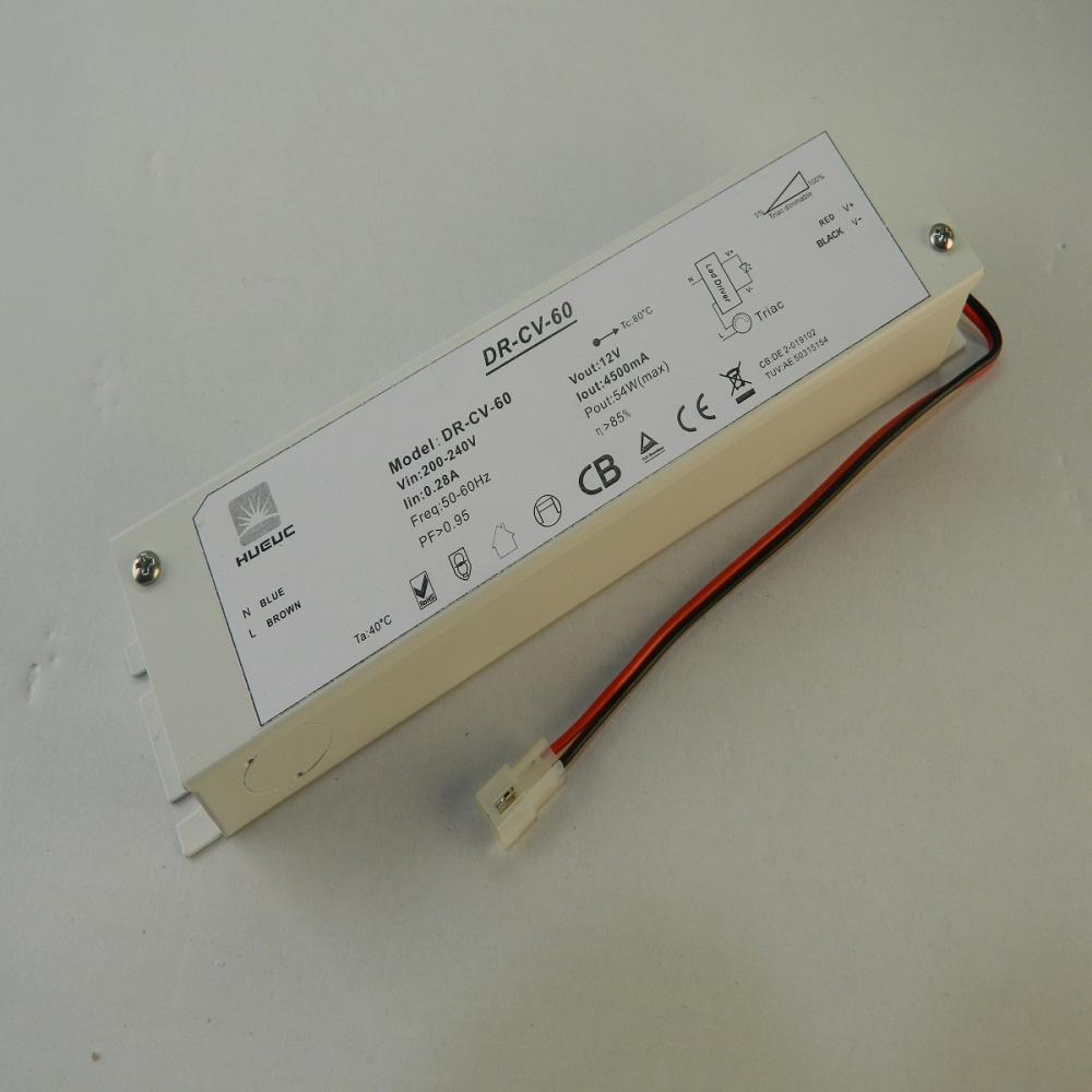 Wholesale 36 Volt 60W Ul/ETL Junction Box Led Driver