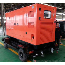 100kw silent diesel generator