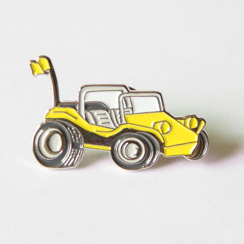 High Quality Car Enamel Pin for Collector