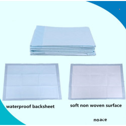 6ply Blue Paper Under Pads for Patient Usage