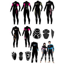 Sport Surfing Suit with Ery Nice Style and Good Fit