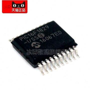 BZSM3-- 16F1829 SSOP20 8-bit microcontroller Electronic Component IC Chip PIC16F1829T-I/SS