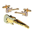 Fashion Men's Musical Instruments Series Cufflinks