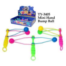 Juguete Mini Mano Bump Ball