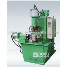 Vehicle brake shoe seam welder machine