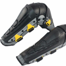 Protetor do joelho da motocicleta dos materiais de PP apoios do joelho da cinta do apoio do joelho da moda para o cavaleiro