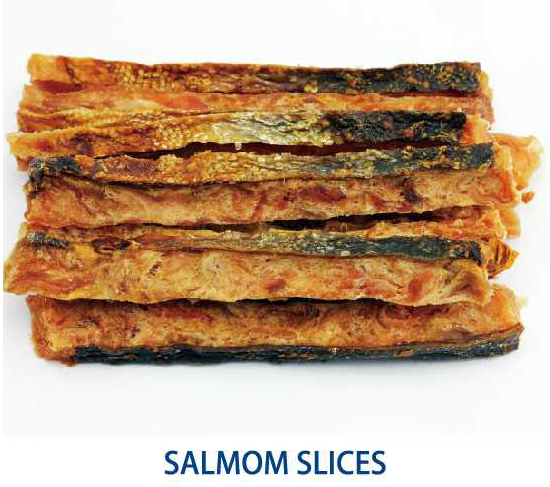 salmon jerky for dogs