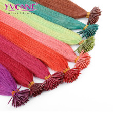 Best Quality Pre-Bonded I Tip Human Hair Extensions