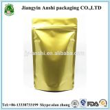 single color printing empty aluminum foil packaging pouch