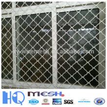 Beautiful Grid Wire Mesh Fence Net