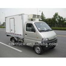 Precio de fábrica Super Mini Libia Refrigerador, camión pequeño furgoneta refrigerada