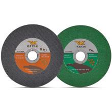 Use disco de corte de acero inoxidable afilado