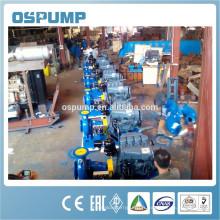IS série mono-étape singale aspiration aspiration propre transfert d'eau pompe centrifuge