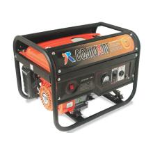 2.5kw 2500W poder portátil gasolina gerador elétrico gerador conjunto