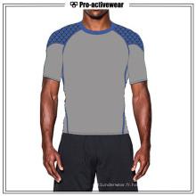 Design personnalisé Haute qualité Gym Wear Rash Guard