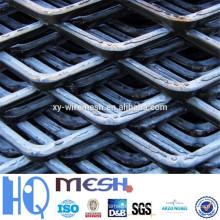 Malla de metal expandido de acero, malla de metal expandido de aluminio, malla de metal expandido de acero inoxidable