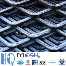 Malha de metal expandido de aço, malha de metal expandido de alumínio, malha de metal expandido de aço inoxidável