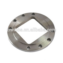 OEM non-standard carbon steel mating flange,for automotive,full cnc machining
