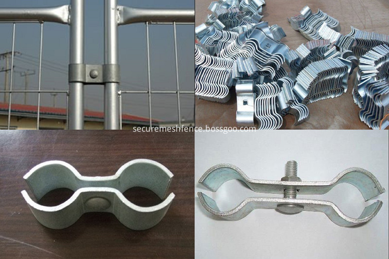 Temporary Fence Clips