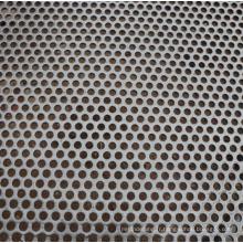 Tôle perforée en acier inoxydable