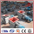 Stainless steel rotary discharge valve