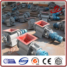 Round and Square Flange Rotary Valve