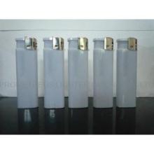 Disposable electronic cigarette lighter