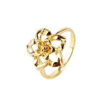 Hot Sale Xuping élégant bague en bijoux fleur unique