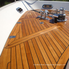 Factory Price Luxury Marine Yacht Teak Wood Decking for Boat