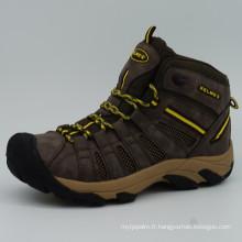 Chaussures de randonnée de bonne conception Chaussures de trekking en plein air