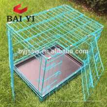 "Desconto BAIYI 24 ""30"" 36 ""42"" 48 ""Dog Crate, Pet Dog Crate, Pet Dog House"