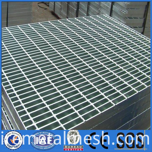 galvanized steel mesh grating