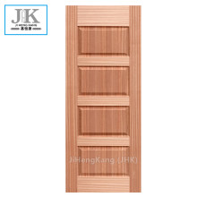 JHK-Cheap Model Skin - Feuille de porte en Sapele HDF naturel