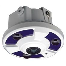 H.264 / H.265 2.0MP IR Dome Fisheye IP Camera