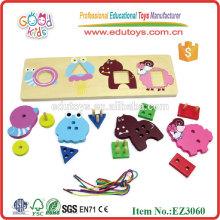 Heißer Verkaufs-populäres Kind-hölzernes Intelligenz-Spielzeug, pädagogisches Intelligenz-Spielzeug