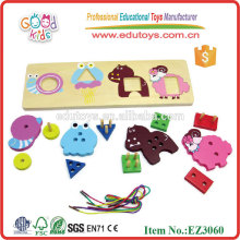 Hot Sale Popular Kids Wooden Intelligence Toy,Educational Intelligence Toy