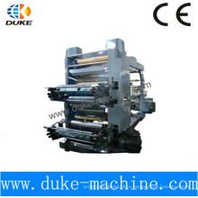 Высокоточная печатная машина с 4 печатными красками