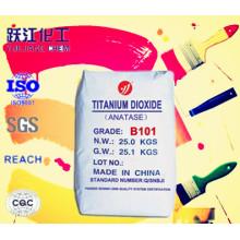 Precio barato de dióxido de titanio B101opopular entre el mercado